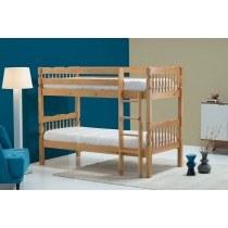 BIRLEA WESTON PINE BUNK BED