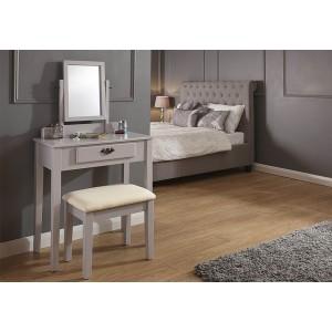 Shaker Dressing Table Set - Grey