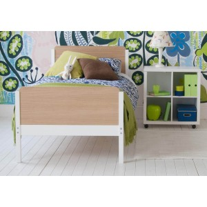 Little Folks Furniture Simple Bed Frame-