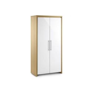 Julian Bowen Stockholm 2 Door Wardrobe-