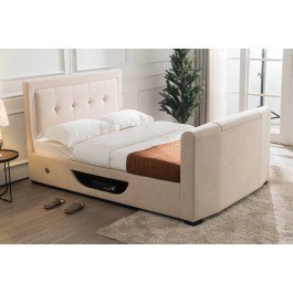 Flair Furnishings Juliet Side Lift Ottoman TV Bed