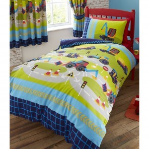 Kids Club New Diggers Bedding Set-