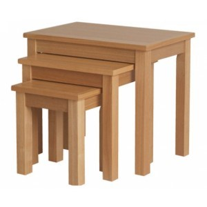 LPD Oakridge Nest of 3 Tables