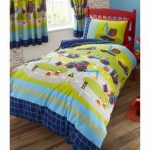 Kids Club New Diggers Bedding Set-