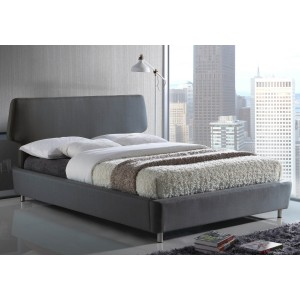 Time Living Sienna Fabric Bed Frame -