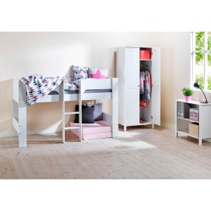 Flexa Modern Mid Sleeper-