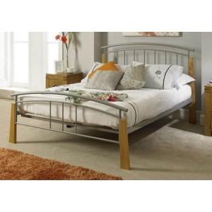 Sareer Jose Metal Bed Frame-