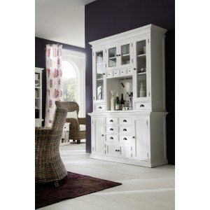 Nova Solo Halifax Kitchen Hutch Unit -