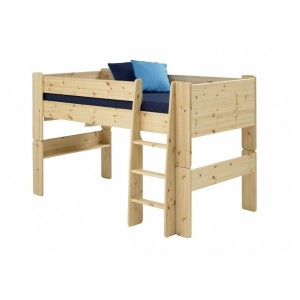 Steens For Kids Midsleeper Pine
