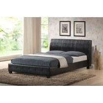 Harmony Valencia Faux Leather Bedframe