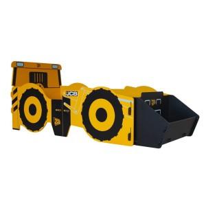 Kidsaw JCB 4 CX Single Bed-