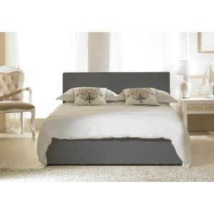 Emporia Beds Madrid Ottoman In Grey-