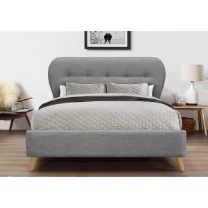 Flair Furnishings Ashley Fabric Bed Frame-