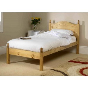 Friendship Mill Orlando Low Footend Wooden Bed Frame