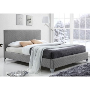 Time Living Brooklyn Fabric Bed Frame-