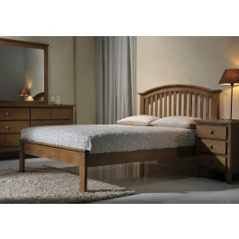 Flintshire Furniture Leeswood Wooden Bed Frame