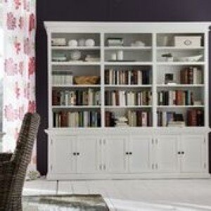 Nova Solo Halifax Triple Bay Hutch Unit