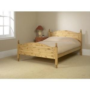 Friendship Mill Orlando High Footend Wooden Bed Frame