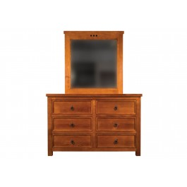 Sweet Dreams Curlew 6 Drawer Chest