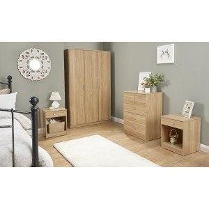 GFW Panama 4 Piece Bedroom Set