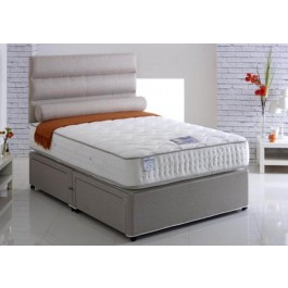 Vogue Beds New Emperor Latex 1500 Divan Bed