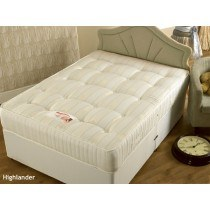 SleepTimes Highlander Divan Bed