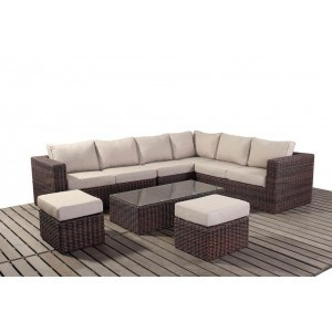 WGF Windsor Large Corner Sofa