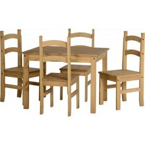 Seconique Budget Mexican Dining Set-