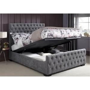 Serene Lillian Ottoman Bed Frame-