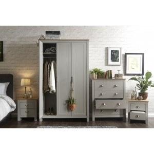GFW Lancaster 4 Piece Bedroom Set