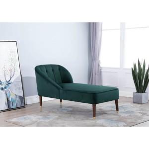 Birlea Alexa Green Chaise Longue-