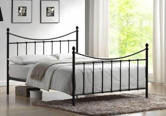 Time Living Alderley Metal Bed Frame-