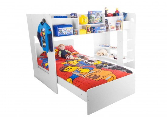 Wizard L Shape Bunk Bed