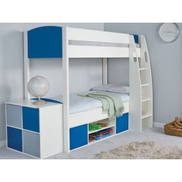 Stompa Uno S Bunk Bed With Storage