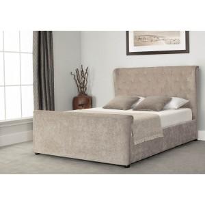 Emporia Beds Manhattan Ottoman Bed In Stone-