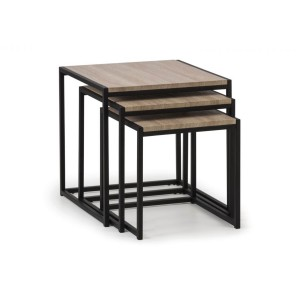 Julian Bowen Tribeca Nest of Tables-