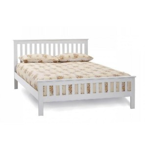 Ambers International Dublin Wooden Bed Frame -