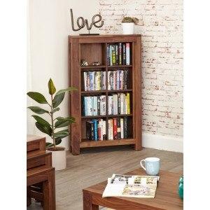 Baumhaus Mayan Open DVD / CD Storage Cabinet