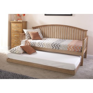 GFW Madrid Wooden Day Bed And Trundle-