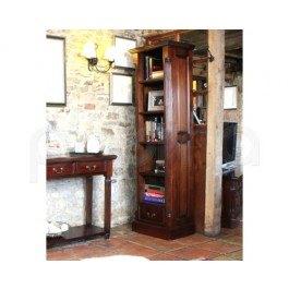 BaumHaus La Roque Narrow Alcove Bookcase