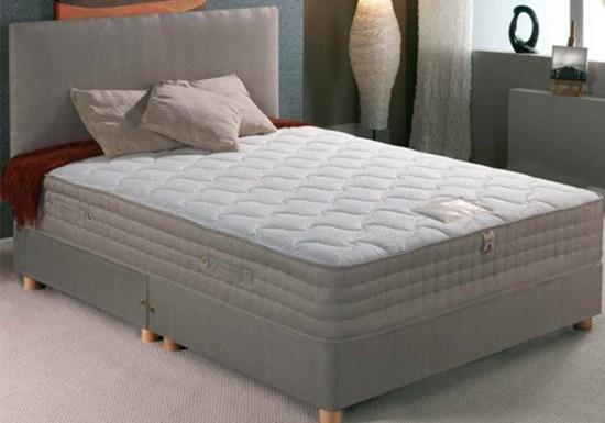Vogue Beds New Earl Latex 800 Divan Bed-