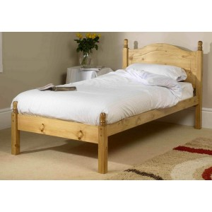Friendship Mill Orlando Low Footend Wooden Bed Frame-