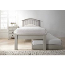 Flair Furnishings Justin Guest Bed -color Grey