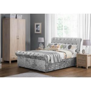 Julian Bowen Verona 2 Drawer Storage Bed-