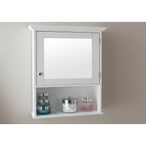 GFW Colonial Mirrored Cabinet-