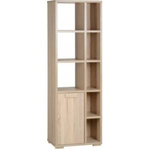 Seconique Cambourne 1 Door 5 Shelf Unit-