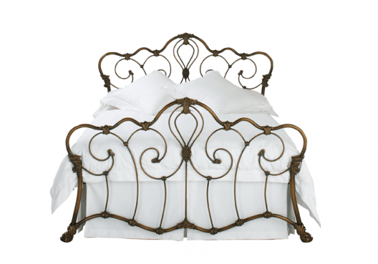 Original Bedstead Company Athalone Iron Bedsteads
