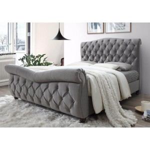 Ambers International Florence Fabric Bed Frame -