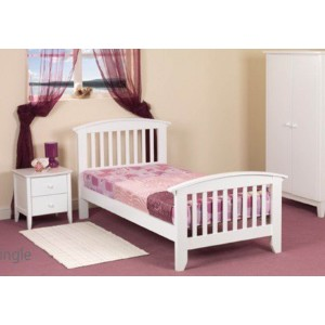 Sweet Dreams Kipling Single Bed Frame-