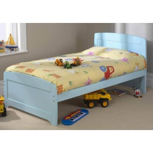 Friendship Mill Rainbow Wooden Bed Frame-